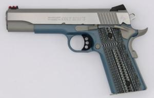 COLT SERIES 70 COMPETITION 45 ACP - O1070CCSBT