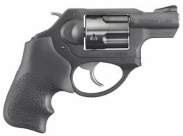 Ruger 5464 LCR LCRx Single/Double 9mm Luger 1.87 5 rd Black Hogue Tamer Monogr