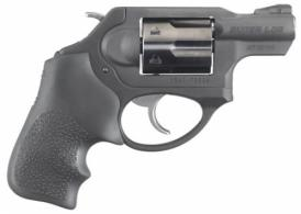 Ruger 5462 LCR LCRx Single/Double Action 327 Federal Magnum 1.87 5 Round Black Hogue Tam - 5462