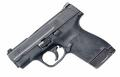 Smith & Wesson 11810 M&P 9 Shield M2.0 Double Action 9mm 3.1 7+1/8+1 Black Poly - 11810