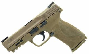 Smith & Wesson 11767 M&P9 M2.0 9mm 4.25 17+1 Flat Dark Earth - 11767