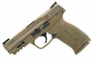 "Smith & Wesson M&P40 M2.0 Flat Dark Earth 15+1 4.25"" Night Sights - 11768"
