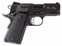 Smith & Wesson 178053 1911 Performance Center Pro Single 9mm 3 8+1 Black - 178053