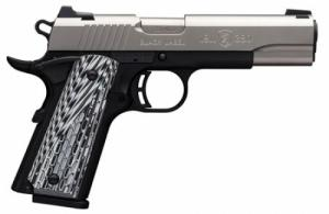 Browning 051924492 1911-380 Black Label Pro Compact Single 380 Automatic Colt P - 051924492