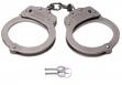 Uzi Accessories UZIHCPROS Law Enforcement Cuffs Handcuff Silver - UZIHCPROS