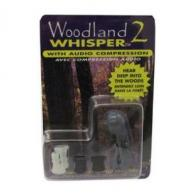 Woodland Whisper WW2P Hearing Amplification II Plus Electronic Black - WW2P