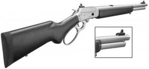 "Marlin 70438 1894CST 357 Mag 7+1 16.50"" Stainless Steel Black Hardwood Right Hand - 70438"