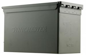 Winchester Ammo Q4318AC 9mm 124 GR Full Metal Jacket 1000 Ammo Can