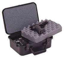 Plano Black Two Pistol/Accessory Case