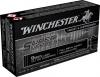 Winchester Ammo SUP9 Super Suppressed 9mm Luger 147 GR Full FMJ 50/bx - 12