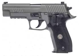 Sig Sauer E26R9LEGION 226 9MM DASA 15 Gray - E26R9LEGION