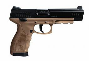 Taurus 17 + 1 Round 9MM w/Decocker/Special Operations Comman