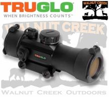 Truglo 2X42 Dual Color Red & Green Multi Reticle Red Dot Sco - TG8030MB2