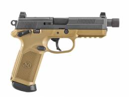 FN 66100353 FNX 45 Tactical Single/Double 45 Automatic Colt Pistol (ACP) 5.3 T - 66100353