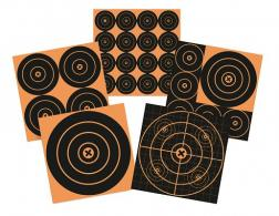 "Birchwood Casey 100 Pack 6"" Adhesive Paper Targets"