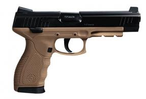 Taurus 10 + 1 Round 40S&W w/Special Operations Command Brown