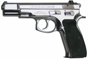 "CZ-USA 91108 CZ 75 B 16+1 9mm 4.6"" Polished Stainless - 91108"