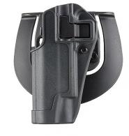 BlackHawk Left Hand Black Holster For Glock 20/21
