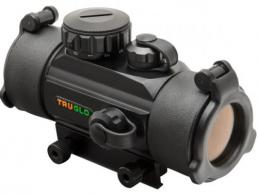 Truglo TG8030B3 Crossbow Red Dot 1x 30mm Obj Unlimited Eye Relief 3-Dot Descend - TG8030B3