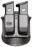 Fobus Double Magazine Pouch w/Paddle Attachment - 6945HP