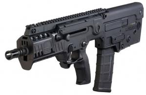 "IWI US, Inc. US XB13SBR Tavor X95 SBR 5.56x45mm NATO 13"" 30+1 Black Black Fixed Bullpup Stock Black Polymer Grip - XB13SBR"