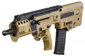 "IWI US, Inc. US XFD13SBR Tavor X95 SBR 5.56x45mm NATO 13"" 30+1 Flat Dark Earth Black Fixed Bullpup Stock Flat Dark Earth Polymer - XFD13SBR"