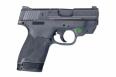 Smith & Wesson M&P9SHLD 11901 9mm 3.1 MTS 2.0 Crimson Trace Green 7/8R - 11901