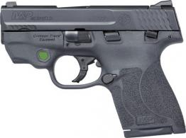 Smith & Wesson M&P40SHLD 11902 40 3.1 NTS 2.0 Green 6/7R  - 11902