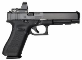 "Glock G34 G5 9MM 17+1 5.3\"" MOS AS - PA3430103MOS"