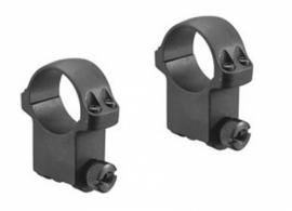 Ruger 6BHM Single Extra High Hawkeye Ring - 0280