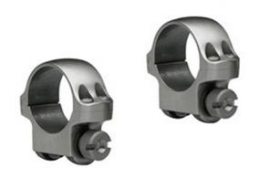 Ruger 3K Single Ring Low Stainless - 0281