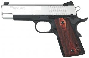 Sig Sauer 1911CO-45-TSS-RCS 1911 RCS Two-Tone 7+1 45ACP 4.2""