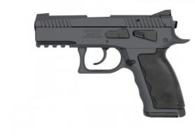 "Kriss USA WSDCME085 Sphinx SDP Compact Single/Double Action 9mm 3.7"" 17+1 Black Polyme - WSDCME085"