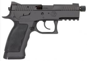 "Kriss USA WSDCME086 Sphinx SDP Compact Single/Double Action 9mm 3.7"" Threaded Barrel 7+1 Black Polym - WSDCME086"