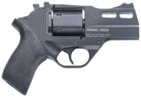 Chiappa Firearms 340289 Rhino 30DS Single/Double Action .357 MAG 3 6 Round Black Rubbe - 340289