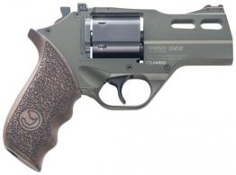 Chiappa Firearms 340285 Rhino 30DS Single/Double 357 Magnum 3 6 rd Walnut Grip - 340285