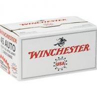 Winchester 45 ACP 230 Grain Full Metal Jacket