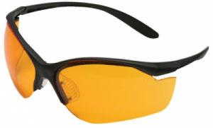 Howard Leight Vapor II Sharp-Shooter Glasses w/Orange Lens & - R01537