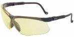 Howard Leight Genesis Safety/Shooting Glasses w/Amber Lens/B - R03571