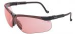 Howard Leight Genesis Safety/Shooting Glasses w/Vermilion Le - R03575