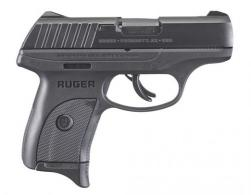 Ruger EC9S 9mm 3.12 Black 7+1 3283