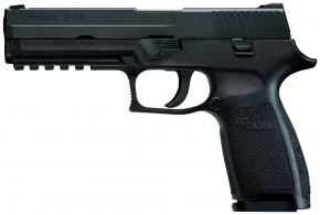 Sig Sauer 10 1 Round 45 ACP w Night Sights Black Nitron Fi