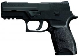 Sig Sauer 13 1 Round 40 S W Compact w Night Sights Black N