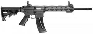 S&W M&P15 22 Sport 10208 22LR 16 Collapsible Stock 25+1