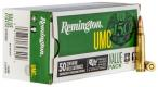 Remington .223 Remington 55 Grain Metal Case 50 round Value Pack