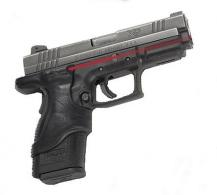 Crimson Trace Polymer Lasergrip For Springfield XD - LG-446