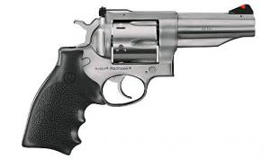 Ruger Redhawk 45Long Colt Stainless  Hogue Grips 4in.