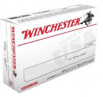 Winchester Ammo 9MM NATO 124 Gr Q4318 Full Metal Jacket 50/Bx