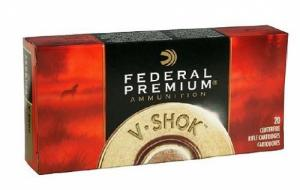 Federal P222D V-Shok Speer TNT Green 20RD 43gr 222 Remington - P222D