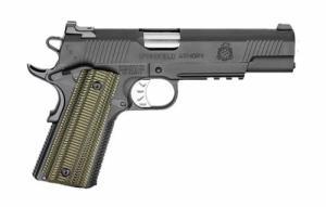 Springfield Armory PC9510L18 1911 TRP Single 10mm 5 8+1 Dirty Olive G-10 Grip - PC9510L18